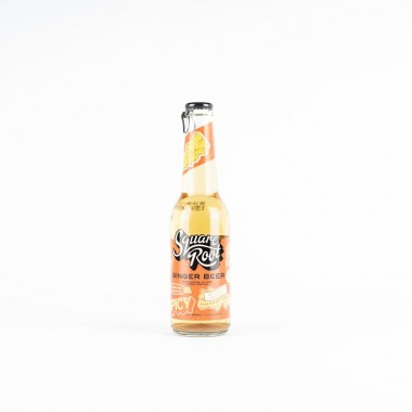 bibita analcolica square root ginger beer