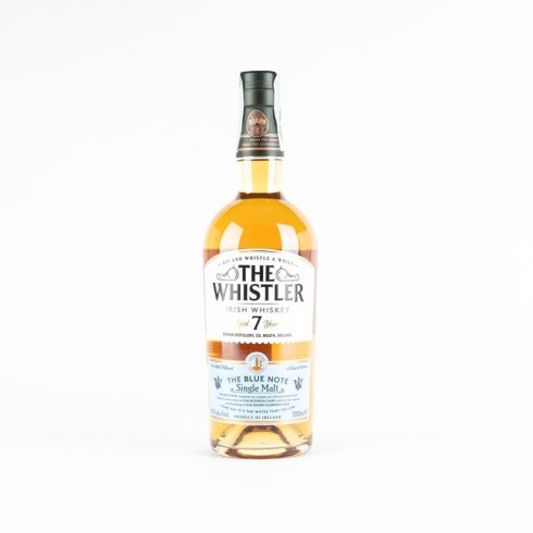Whisky The Whistler the blue note 7 years