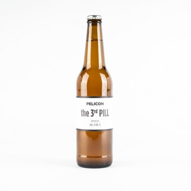 birra artigianale pelicon the 3rd pill