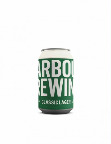 Harbour Classic Lager
